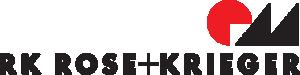 RK Rose+Krieger Logo